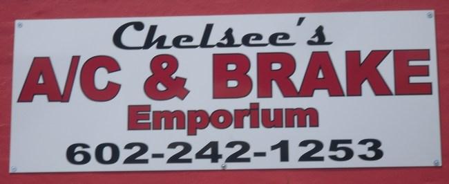 Chelsee's transmission repair shop Phoenix