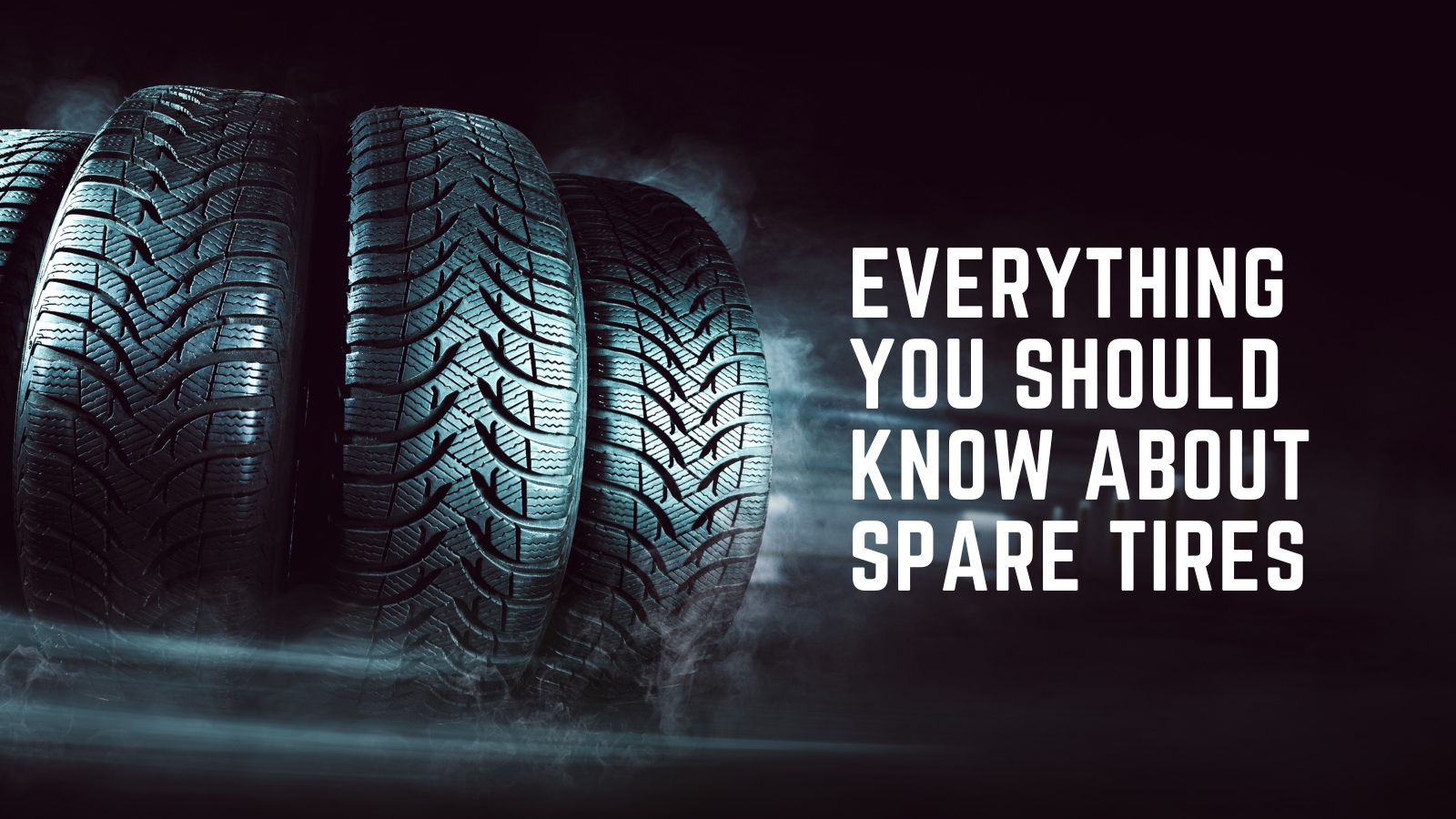 Everything you should know about spare tires