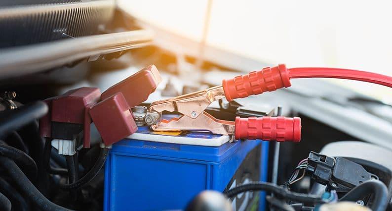 Phoenix car maintenance - battery health