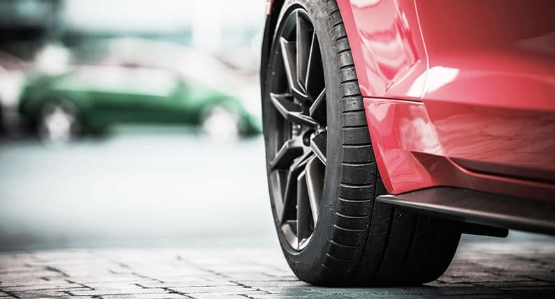 Phoenix car maintenance - tires